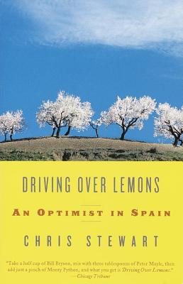 Driving Over Lemons: An Optimist in Spain Cover Image