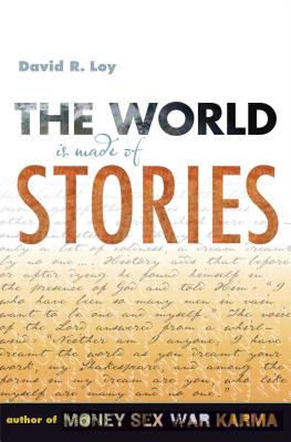 The World Is Made of Stories Cover Image