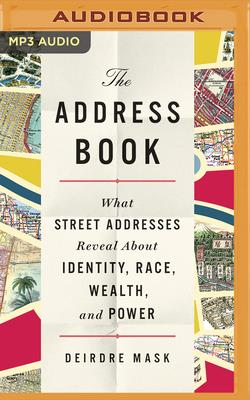 Cover for The Address Book