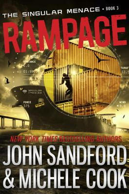 Rampage (The Singular Menace, 3) Cover Image