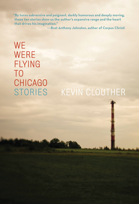 We Were Flying to Chicago Cover