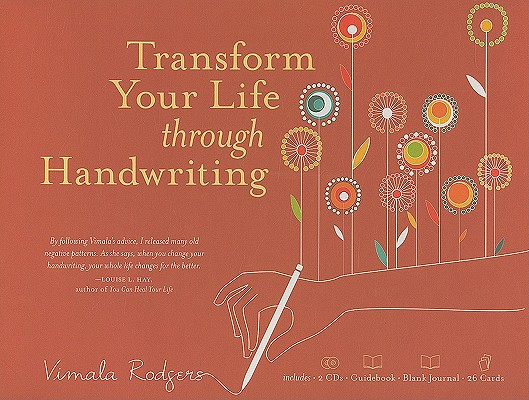 Transform Your Life Through Handwriting [With Cards and Note Pad and Study Guide] Cover Image