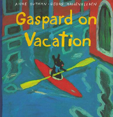 Gaspard on Vacation Cover