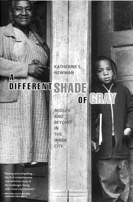 Different Shade of Gray Cover