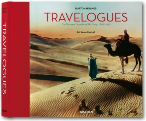 Burton Holmes Travelogues Cover