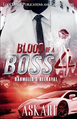Blood of a Boss 4: Rahmello's Betrayal Cover Image