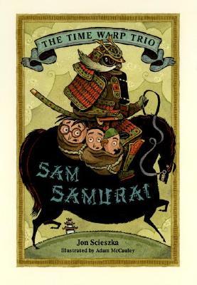 Sam Samurai Cover