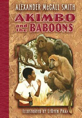 Cover for Akimbo and the Baboons