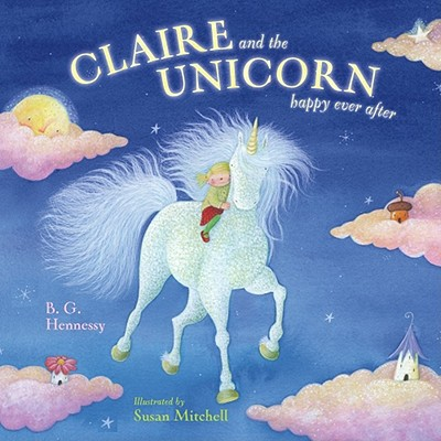 Claire and the Unicorn Happy Ever After Cover