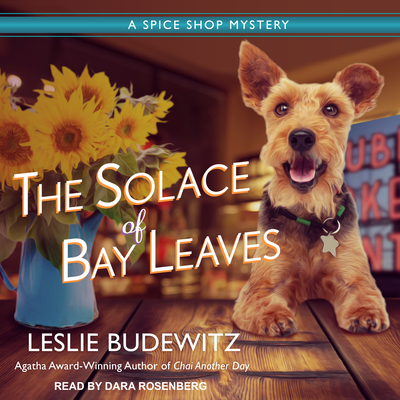 The Solace of Bay Leaves (Spice Shop Mystery #5) Cover Image