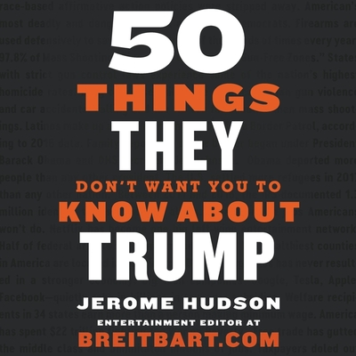 50 Things They Don't Want You to Know about Trump Cover Image