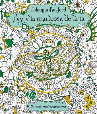 Ivy y La Mariposa de Tinta Cover Image