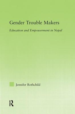 Cover for Gender Trouble Makers
