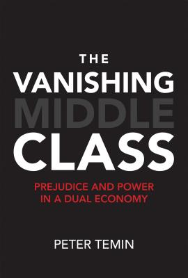 Cover for The Vanishing Middle Class