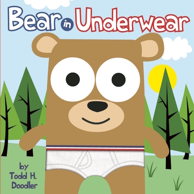 Bear in Underwear Cover Image