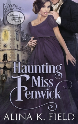 Cover for Haunting Miss Fenwick