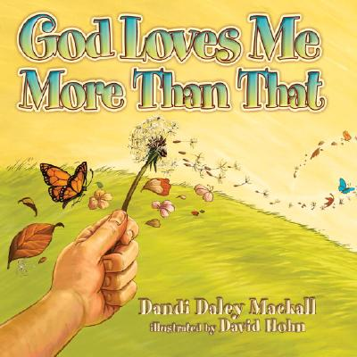 God Loves Me More Than That Cover