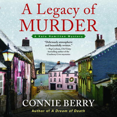 Cover for A Legacy of Murder