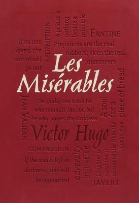 Les Miserables (Word Cloud Classics) Cover Image