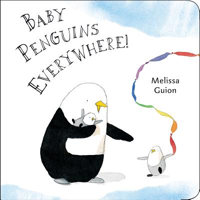 Baby Penguins Everywhere! Cover Image