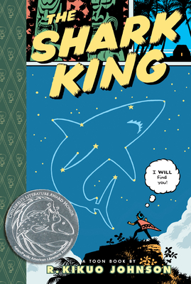 The Shark King: Toon Level 3 (Toon Books) Cover Image