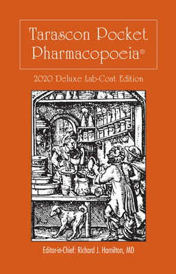 Tarascon Pocket Pharmacopoeia 2020 Deluxe Lab-Coat Edition Cover Image