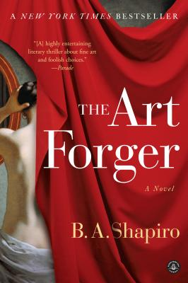The Art Forger: A Novel Cover Image