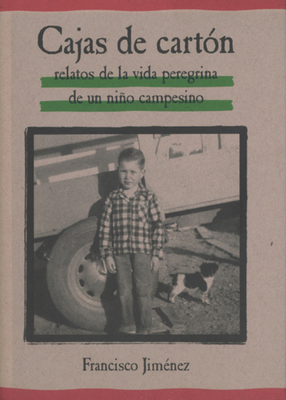 Cajas de cartón: The Circuit Spanish Edition Cover Image
