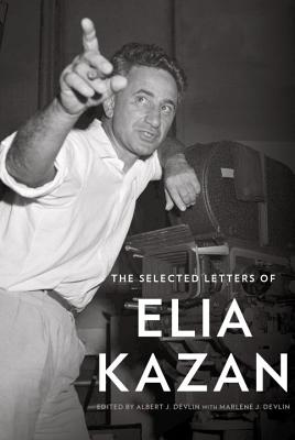 The Selected Letters of Elia Kazan Cover