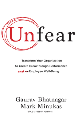 Cover for Unfear
