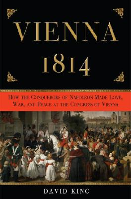 Vienna, 1814 Cover