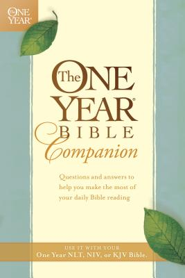 The One Year Bible Companion Cover Image