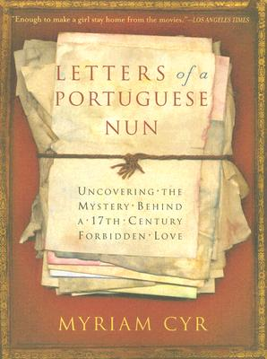 Letters of a Portuguese Nun Cover