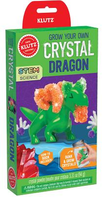 Grow Your Own Crystal Dragon Cover Image