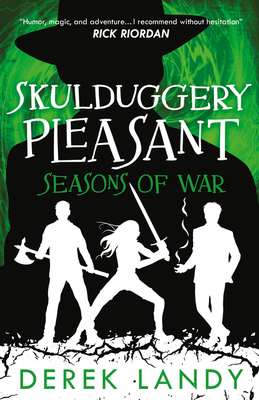 Seasons of War (Skulduggery Pleasant #13) Cover Image