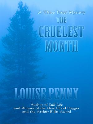 The Cruelest Month (Thorndike Mystery) Cover Image