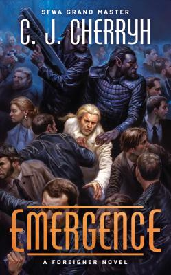 Emergence (Foreigner #19) Cover Image