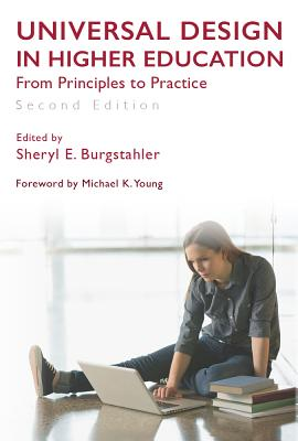 Universal Design in Higher Education, Second Edition: From Principles to Practice Cover Image