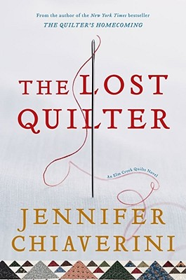 The Lost Quilter Cover