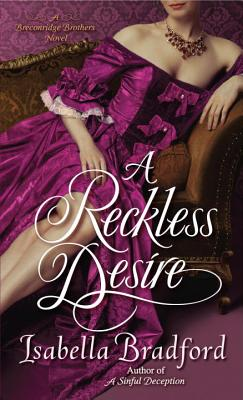 A Reckless Desire Cover