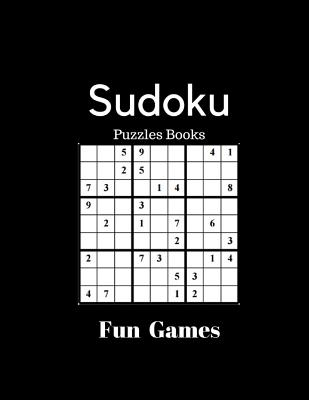 Sudoku Puzzles Books Fun Games: Sudoku Challenge 100 Puzzles Games Cover Image