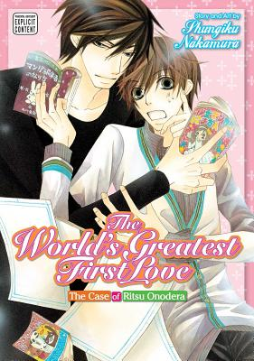 Cover for The World's Greatest First Love, Vol. 1