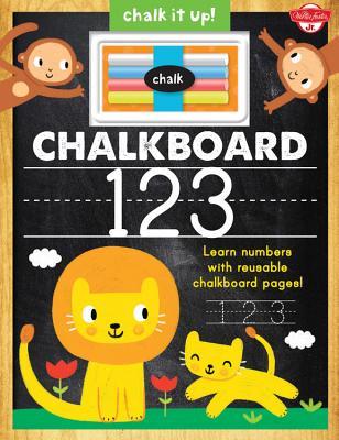 Chalkboard 123 Cover