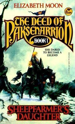 Sheepfarmer's Daughter (Deed of Paksenarrion) Cover Image
