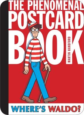 Where's Waldo? The Phenomenal Postcard Book Cover Image