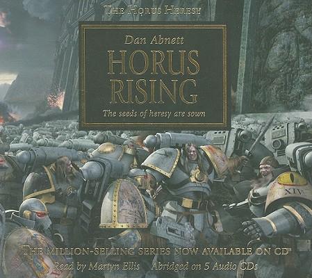 Horus Rising (Abridged) (Horus Heresy #1) Cover Image