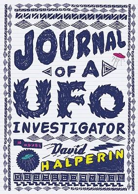Cover for Journal of a UFO Investigator Lib/E