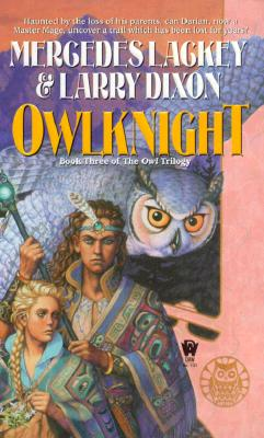 Cover for Owlknight (The Owl Mage Trilogy #3)