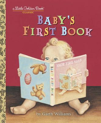 Baby's First Book Cover Image