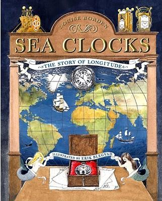 Sea Clocks Cover